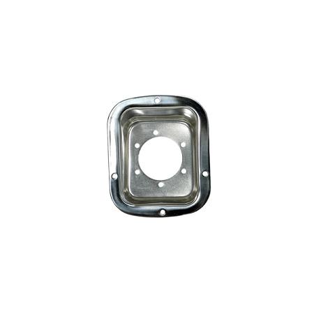 Omix-Ada Fuel Filler Neck Cover; 78-95 Jeep CJ//Wrangler YJ