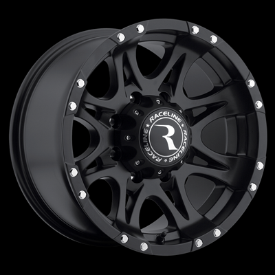 RACELINE RAPTOR BLACK