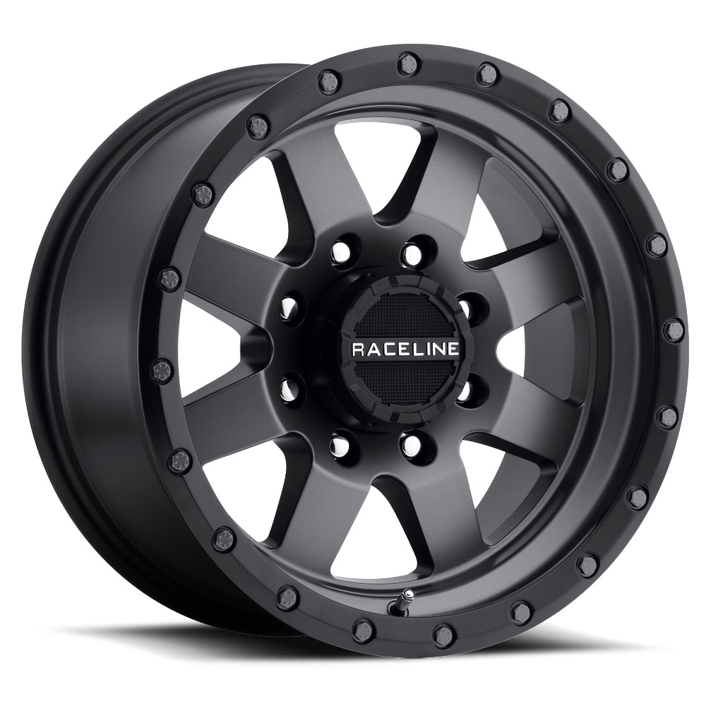 RACELINE DEFENDER BLACK/GRAY