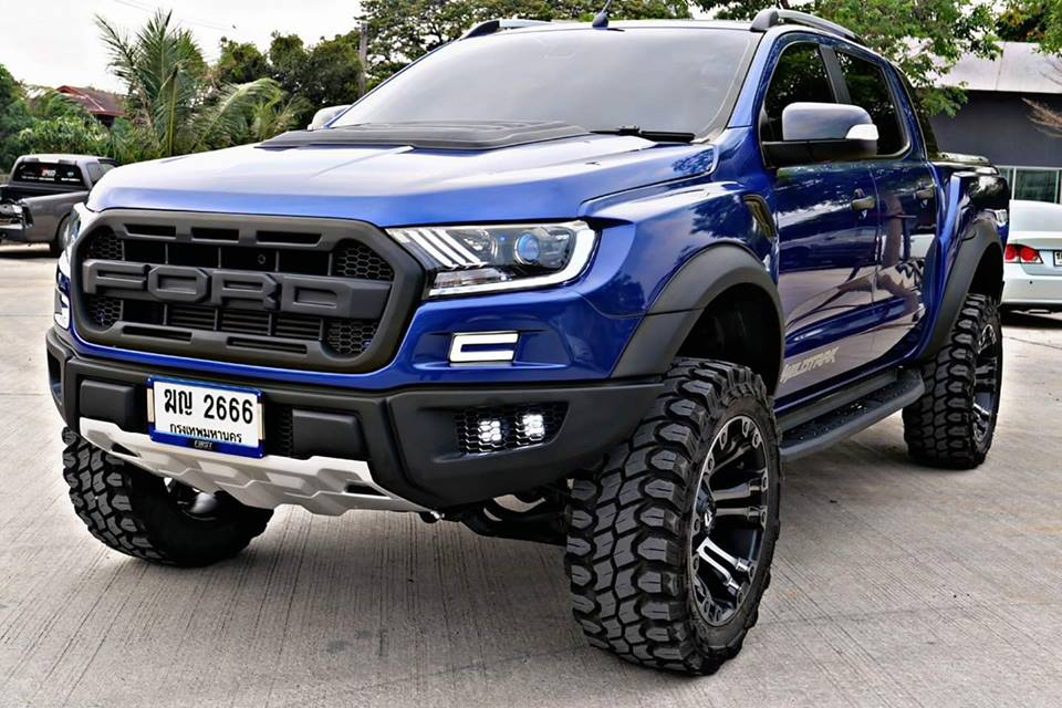 Ford Ranger Raptor Bdy Kit Painted