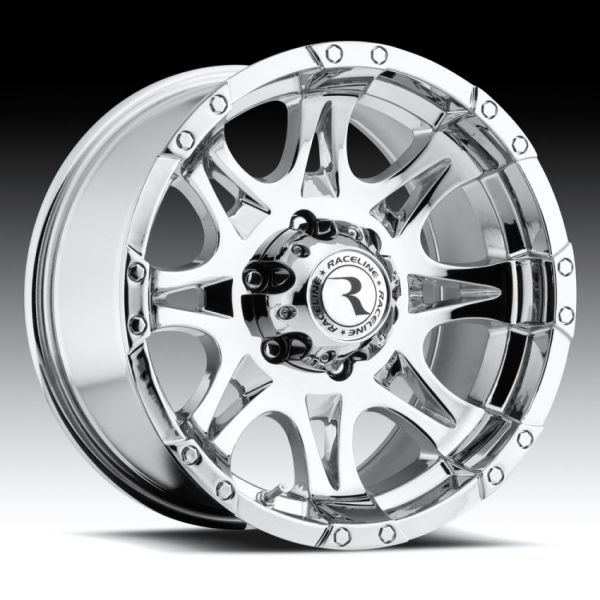 RACELINE RAPTOR CHROME