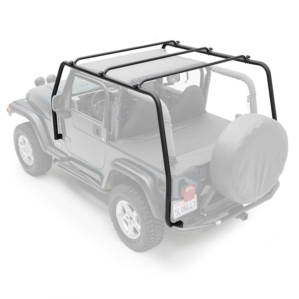 Roof Rack Smittybilt Src Jeep Wrangler Tj