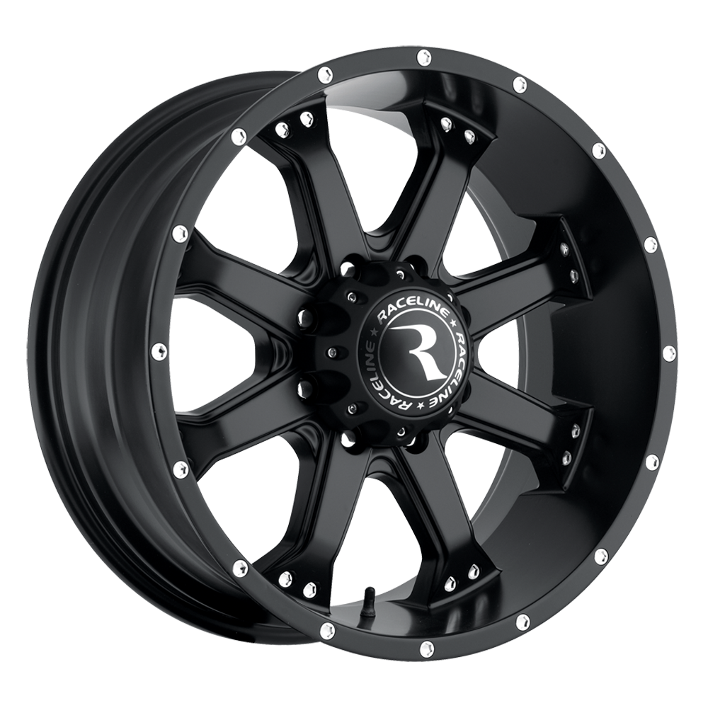 RACELINE ASSAULT BLACK