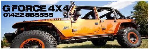 G FORCE 4X4