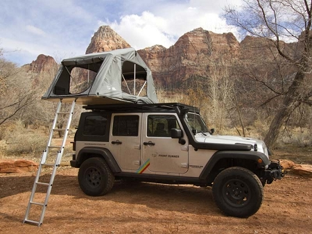 FRONT RUNNER FEATHER LITE ROOF TOP TENT