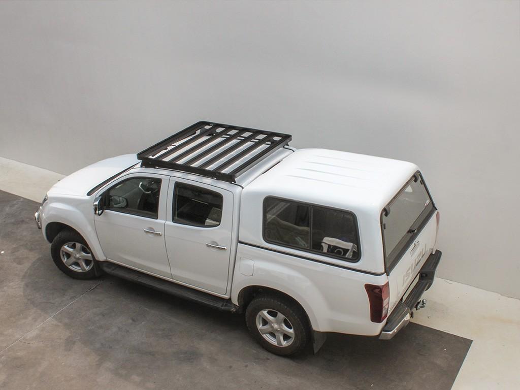 Isuzu Dc 2013 Current Slimline Ii Roof Rack Kit By