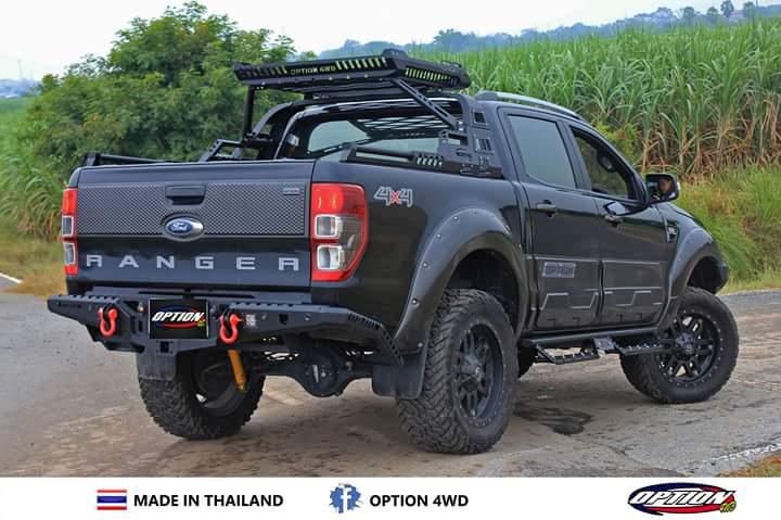 Sports Bar Tyre Carrier Rack