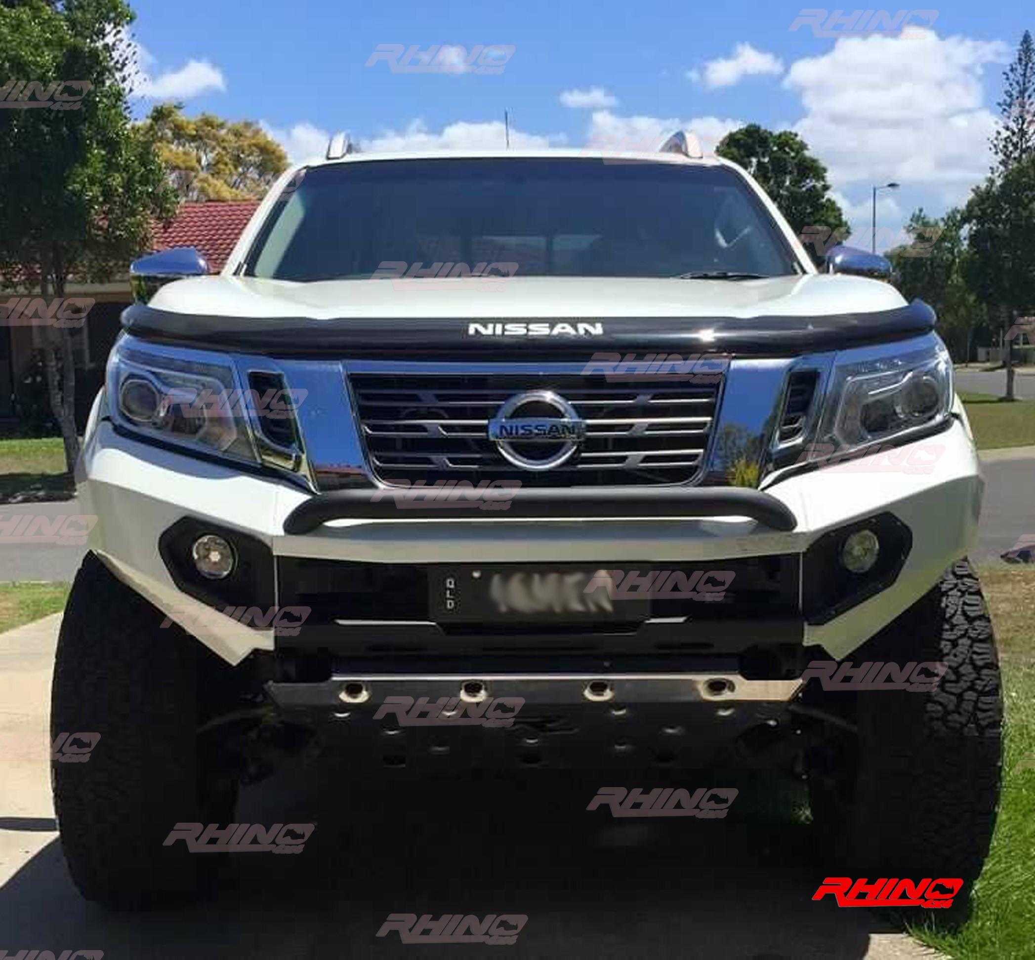 Rhino Front Bumper Nissan Np300