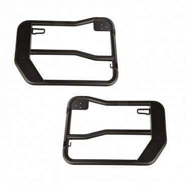 FORTIS FRONT TUBE DOORS; 18-20 JEEP JL / 2020 JT
