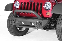 ALL TERRAIN OVER-RIDER HOOP; 07-15 JEEP WRANGLER JK