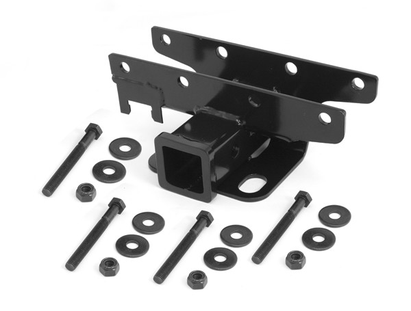 2-Inch Receiver Hitch, 07-18 Jeep Wrangler JK
