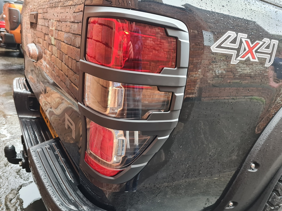 FORD RANGER REAR LIGHT GUARDS 2012 ON