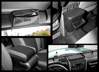 INTERIOR COMFORT KIT; 07-10 JEEP WRANGLER JK