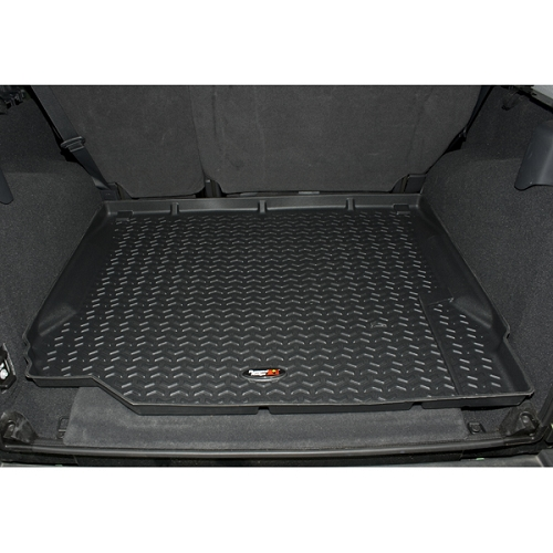 CARGO LINER, BLACK, 07-10 JEEP WRANGLER/UNLIMITED (JK)