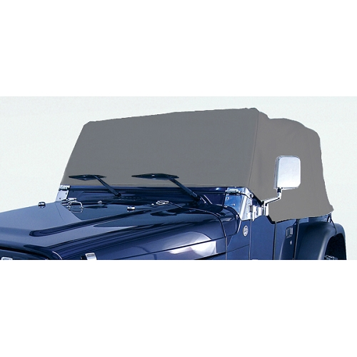 WEATHER LITE CAB COVER, 76-06 JEEP CJ & WRANGLER