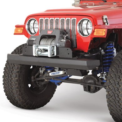 FRONT BUMPER CLASSIC ROCK CRAWLER - JEEP WRANGLER TJ/yj