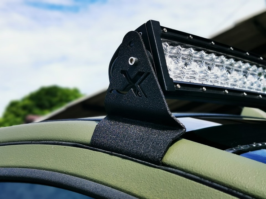 option x roof pillar mounts coming soon