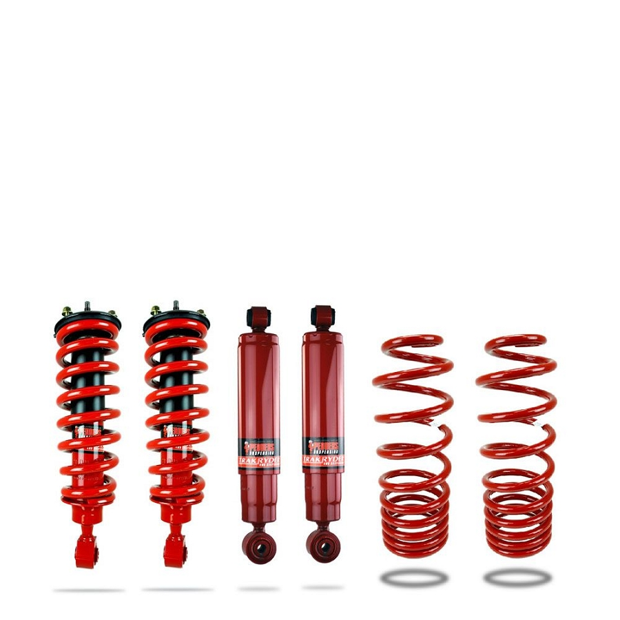 Pedders 1.5 Inch Suspension Lift Kit. With Assembled Struts. Nissan Navara D23 / NP300 803276