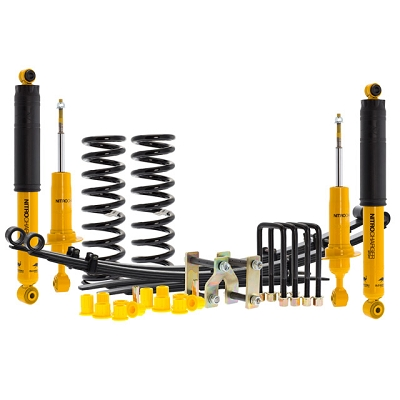LIFT KIT 40 MM OME - NISSAN NAVARA 11-15