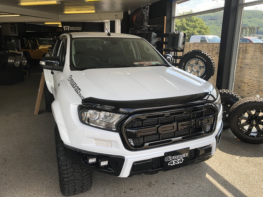 FORD RANGER 2017 LIMITED WIDE BODY