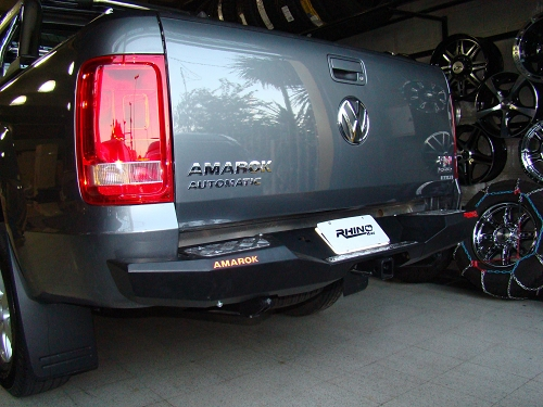 Evolution 3 Rear Bumper for Volkswagen Amarok