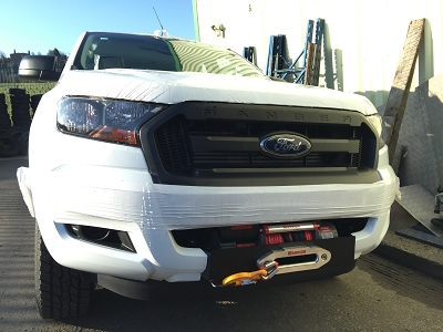 FORD RANGER 2012-18 WINCH MOUNT
