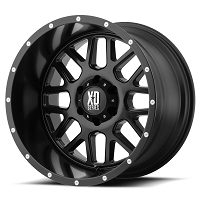 XD SERIES GRENADE  BLACK 20X12