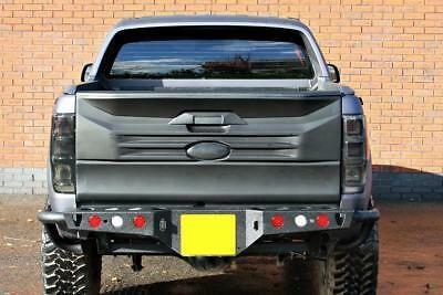 tailgate cladding ford ranger