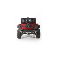 BOLT-ON TIRE CARRIER SMITTYBILT SRC XRC GEN2 - JEEP WRANGLER JK