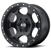 XD SERIES XD131 RG1 BLACK 17X9