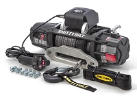 WINCH SMITTYBILT X20 GEN2 10000 LBS SYNTHETIC ROPE WIRELESS REMOTE
